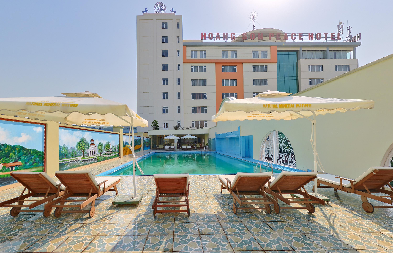 Khách sạn Hoàng Sơn Peace Hotel