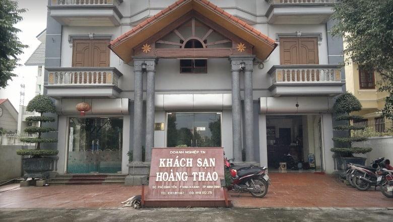 Khách sạn Hoàng Thao