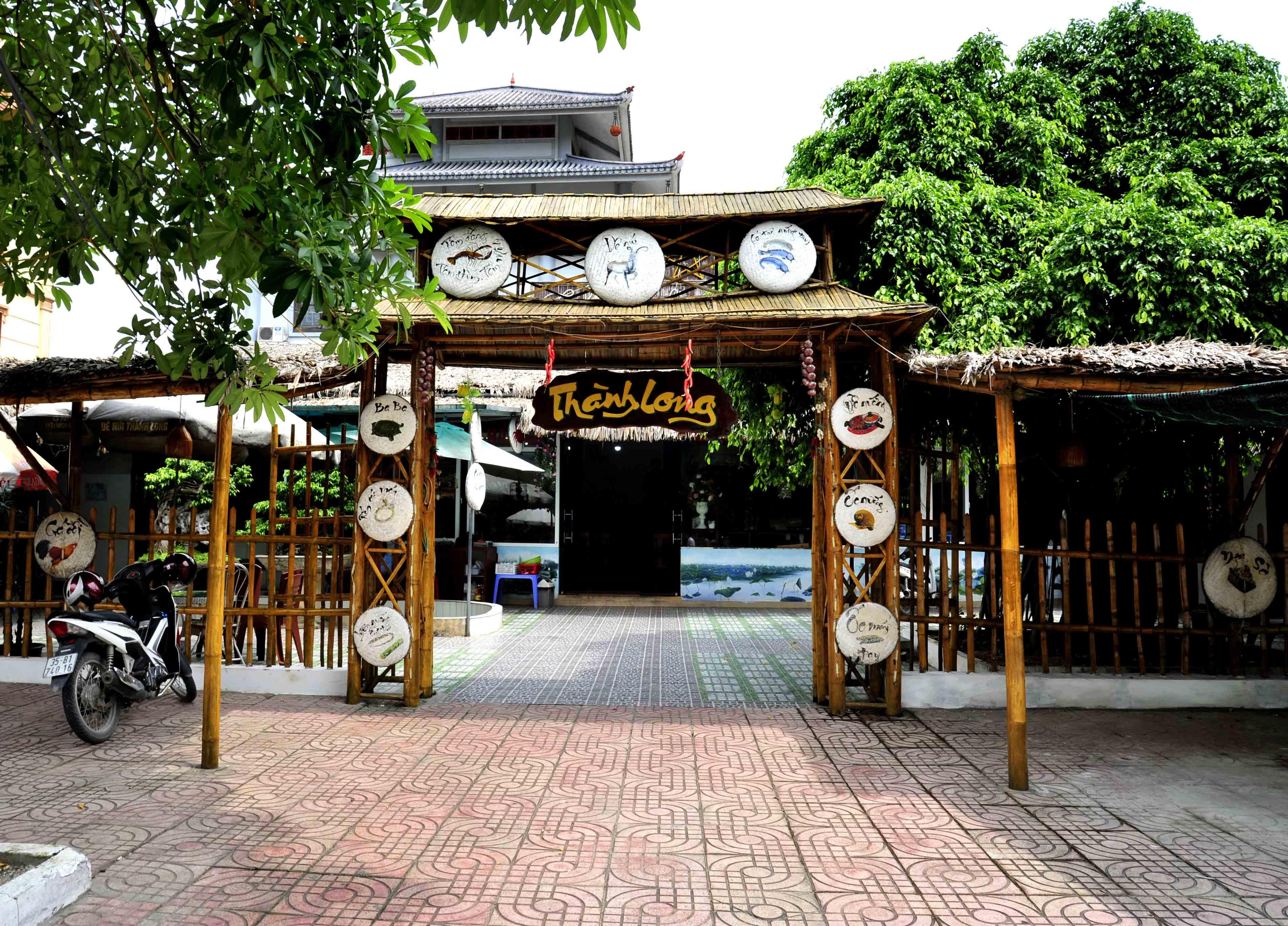 Nhà hàng Thành Long