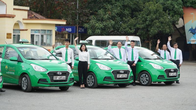 Các hãng Taxi Ninh Bình